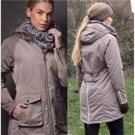 'Equetech Chartridge Ladies Coat