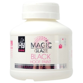 'HY Magic Glaze Paint Black