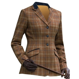 Equetech Maids Deluxe Marlow Riding Jacket