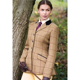 Equetech Wheatley Deluxe Tweed Riding Jacket