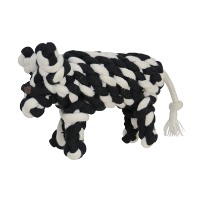 Clover Cow Dog Toy