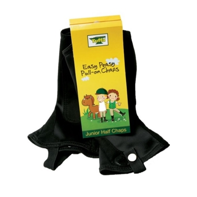 *Tuffa Easy Peasy Childs Pull on Chaps