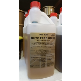 Gold Label Bute Free Gold 1 Litre