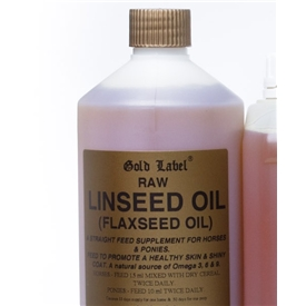 Gold Label Linseed Oil 1 Litre