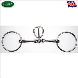 Abbey Riding Bitz Nagbutt Loose Ring