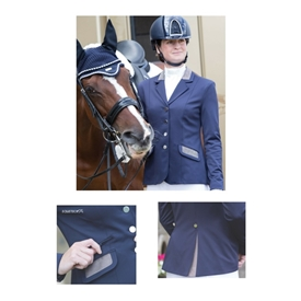 Equetech Affinity Ladies Competition Jacket