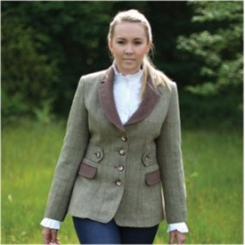 Foxxie Tweed Jacket