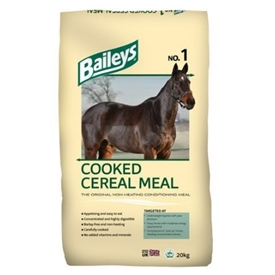 Baileys No.1 Cooked Cereal 20 kg