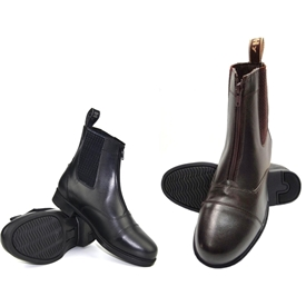 Adults HY Canterbury Jodhpur Boots