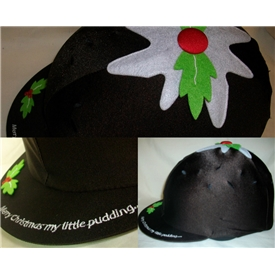Christmas Pudding Cap Cover