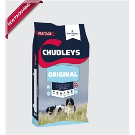 Chudleighs Original Dog Food 15 kg