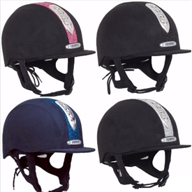 Champion Junior Dazzle Riding Hat