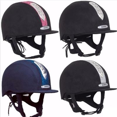 bdba06c9911 Risley Saddlery - Champion Junior Dazzle Riding Hat