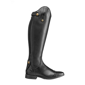Brogini Ostuni Plain Long Leather Riding Boots
