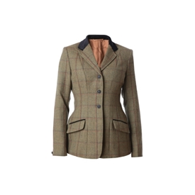 Equetech Launton Deluxe Tweed Jacket