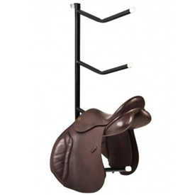 Four Pole Saddle Rack