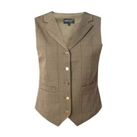 Equetech Ladies Foxbury Tweed Riding Jacket