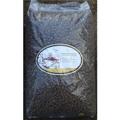 George Working Dog Food 15 kg