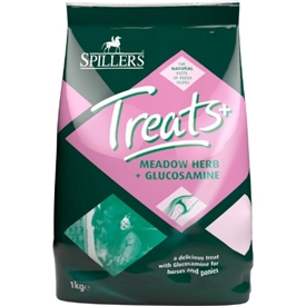 Spillers Meadow Herb + Glucosamine Treats 1 kg