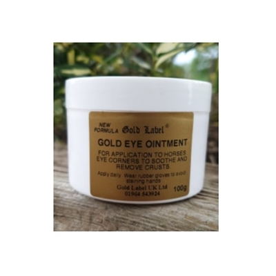 Gold Eye Ointment 100g