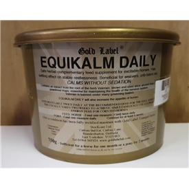Gold Label Equikalm Daily 750 g