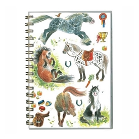 Happy Horse Notebook