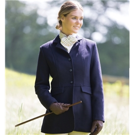 Equetech Ladies Hunt Wool Frock Coat