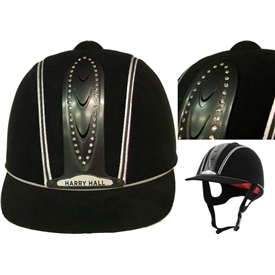 SALE Harry Hall Crystal Junior PAS015 Riding Hat