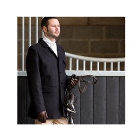 Equetech Mens Wool Hunt Coat