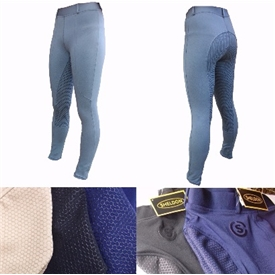 ''Sheldon Silicone Seat Breeches/Leggings