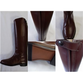 Regent Grafton Leather Zip Riding Boot
