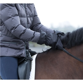 *Riding Mitts with a Difference!