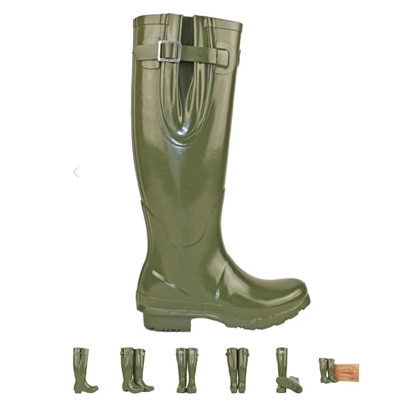 Rockfish Gloss Wellies