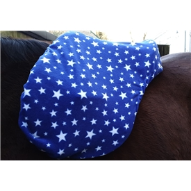 Stars Saddle Cover
