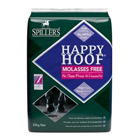 Spillers Happy Hoof Molasses Free Chaff 20 kg
