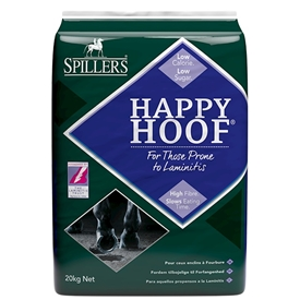 Spillers Happy Hoof Chaff 20 kg