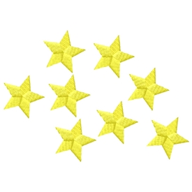 Eight Scattered Stars