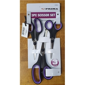 *Triple Pack Scissors