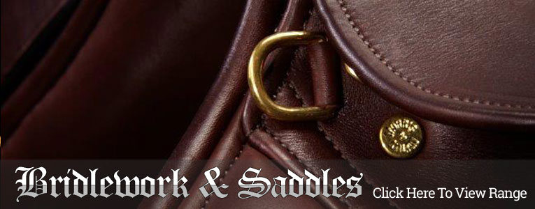 Bridlework & Saddles